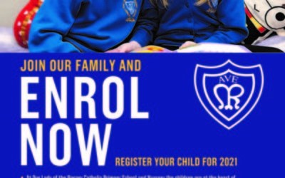 Read more about Enrol Now for 2021!
