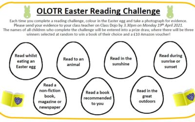 Read more about Easter Reading Challenge 2021!
